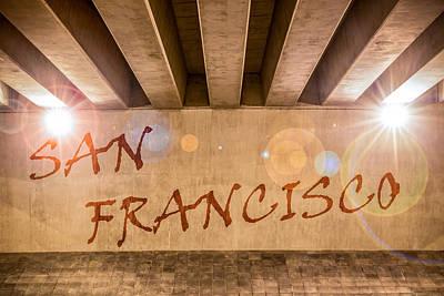 Photograph - San Francisco by Semmick Photo