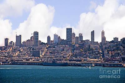 Photograph - San Francisco Skyline by Brenda Kean