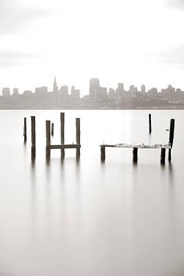 Photograph - San Francisco by Songquan Deng