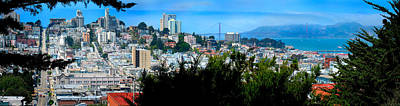 Wine Beer And Alcohol Patents - San Francisco View by James O Thompson