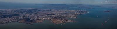 Photograph - San Fransico Bay by Ryan Heffron