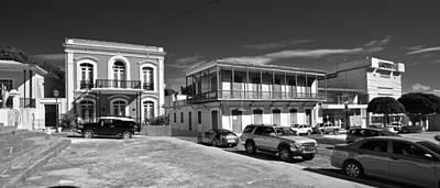 Photograph - San German Facades by Ricardo J Ruiz de Porras