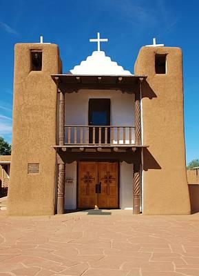 Photograph - San Geronimo Church  by Dany Lison