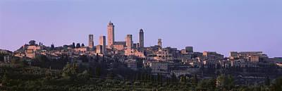 San Gimignano, Tuscany, Italy Art Print by Panoramic Images