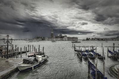 Photograph - San Giorgio Island by Roberto Pagani