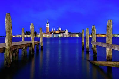 Photograph - San Giorgio Maggiore by Ag Photographe