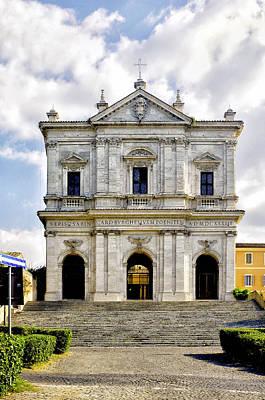 Photograph - San Gregorio Magno Al Celio by Fabrizio Troiani