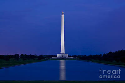 Photograph - San Jacinto Monument by Photography by Laura Lee