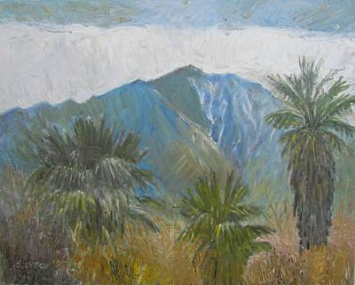 Painting - San Jacinto by Sandra Lytch