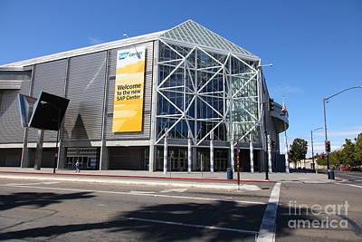 San Jose Sharks Wall Art - Photograph - San Jose Shark Tank Sap Arena San Jose California 5d25241 by Wingsdomain Art and Photography