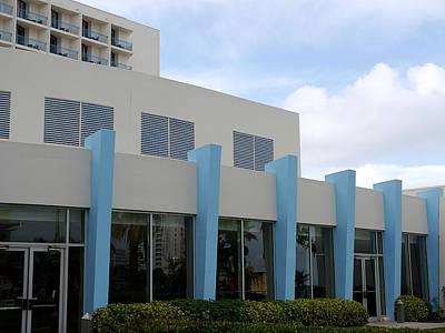 Photograph - San Juan - Hilton Caribe IIi by Richard Reeve