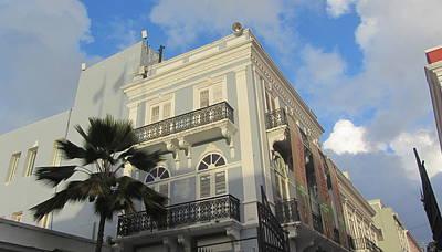 Photograph - San Juan Architecture 1 by Anita Burgermeister