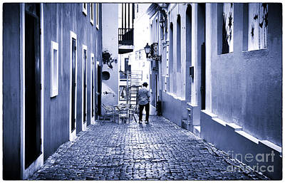Photograph - San Juan Blue Tone by John Rizzuto