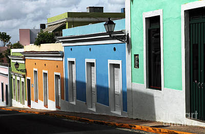 Old School Houses Photograph - San Juan Colors by John Rizzuto