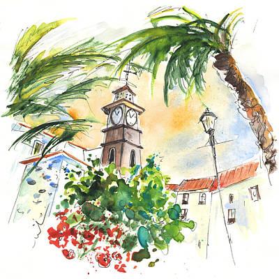 Painting - San Juan De La Rambla 01 by Miki De Goodaboom