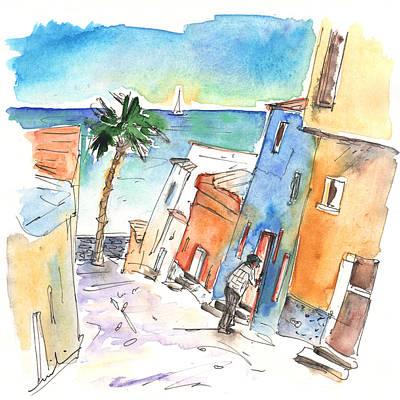 Painting - San Juan De La Rambla 03 by Miki De Goodaboom