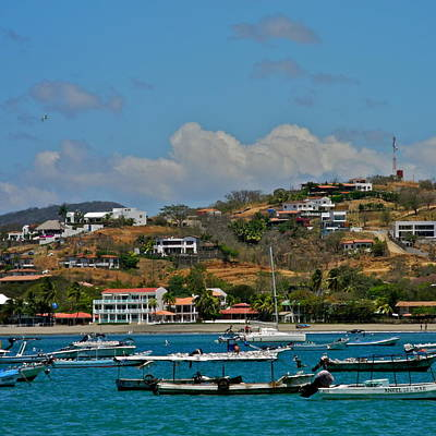 Photograph - San Juan Del Sur by Kirsten Giving