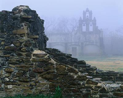 Photograph - San Juan Fog by Tom Daniel