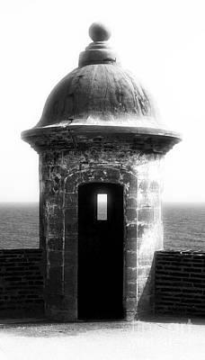Photograph - San Juan Guard Tower by John Rizzuto