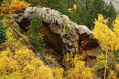 Photograph - San Juan Mountains In Autumn No.2 by Daniel Woodrum