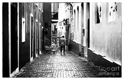 Photograph - San Juan Noir by John Rizzuto