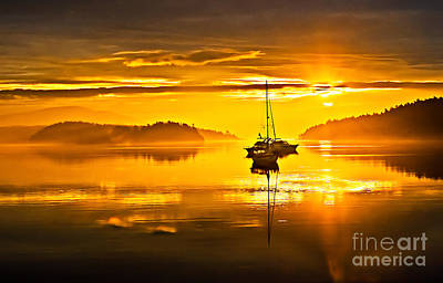 Photograph - San Juan Sunrise by Robert Bales
