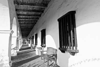 Photograph - San Luis Rey Mission 2 by Ben Graham