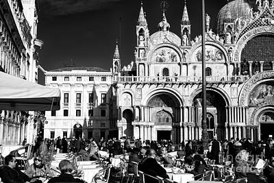 Photograph - San Marco Day by John Rizzuto