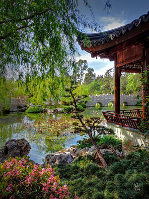 Photograph - San Marino - Huntington Botanical Gardens 006 by Lance Vaughn