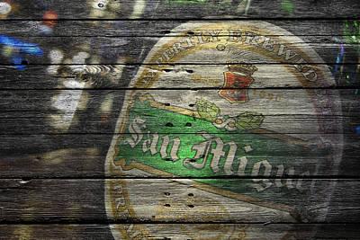 Bar San Miguel Photograph - San Miguel by Joe Hamilton
