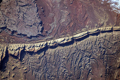 San Rafael Photograph - San Rafael Reef by Nasa