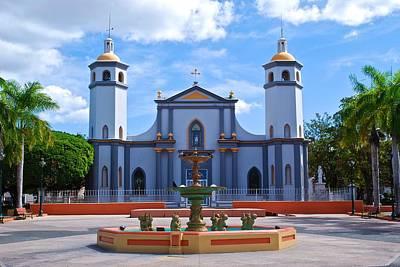 Photograph - San Ramon Nonato by Ricardo J Ruiz de Porras