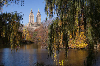 Central Park Photograph - San Remo   by Cornelis Verwaal