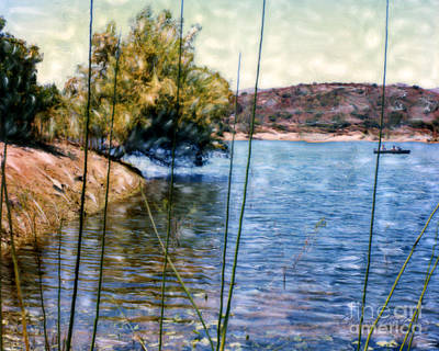 Photograph - San Vicente Lake by Glenn McNary