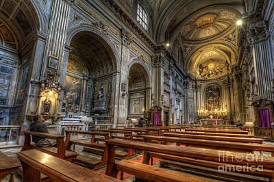 Photograph - San Vincenzo Trevi 2.0 by Yhun Suarez