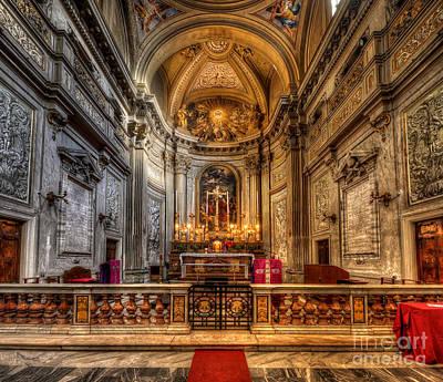 Photograph - San Vincenzo Trevi by Yhun Suarez