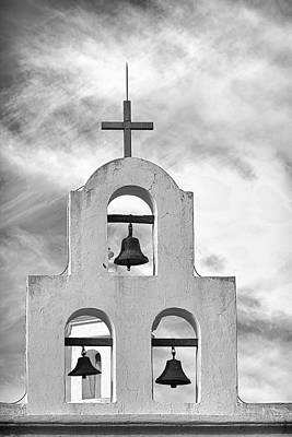 Photograph - San Xavier Chapel by Michael Yeager
