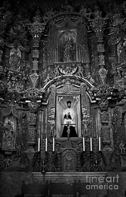 Photograph - San Xavier Del Bac #14 by Lee Craig