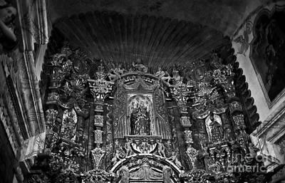 Photograph - San Xavier Del Bac #24 by Lee Craig