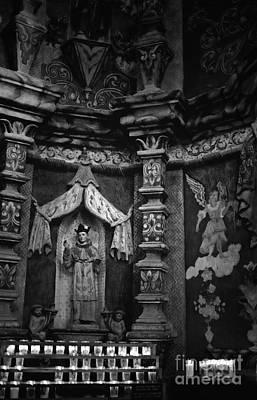 Photograph - San Xavier Del Bac #28 by Lee Craig