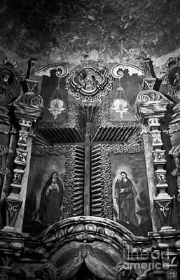 Photograph - San Xavier Del Bac #32 by Lee Craig