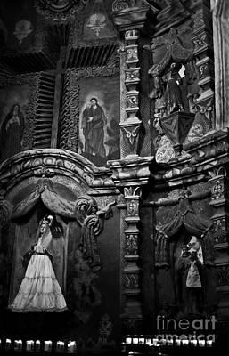 Photograph - San Xavier Del Bac #34 by Lee Craig