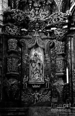 Photograph - San Xavier Del Bac #36 by Lee Craig
