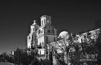 Photograph - San Xavier Del Bac #8 by Lee Craig