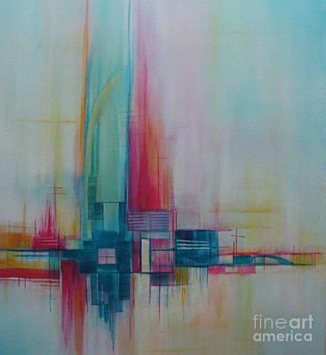 Sanctuary 10 Art Print by Elis Cooke