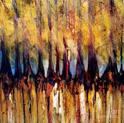 Painting - Sanctum by Caia Matheson
