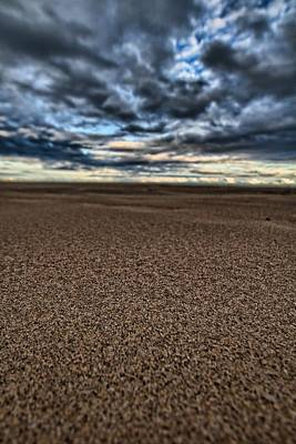 Photograph - Sand And Sky by Daniel Sheldon