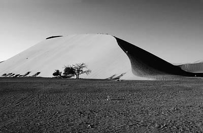 Photograph - Sand Dune 45  by Aidan Moran