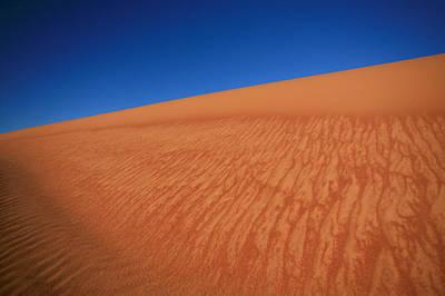 Sand Dune Art Print by Shari Mattox