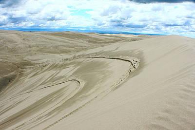 Photograph - Sand Dunes 1 by Jon Emery